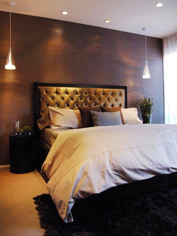 Как сделать эффектное освещение спальни