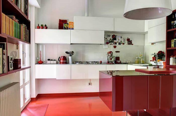 Кухня в лимонном цвете — интересный фреш уютного дизайна (75 фото)