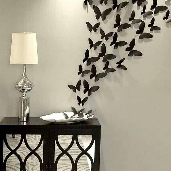 Своими руками декоративные бабочки: декор стен бабочками своими руками +60 фото идей – бабочки для декора (75 фото) — green building