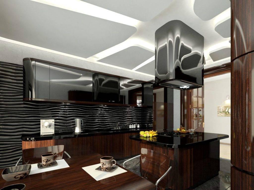 7 шагов дизайна кухни в стиле хай-тек