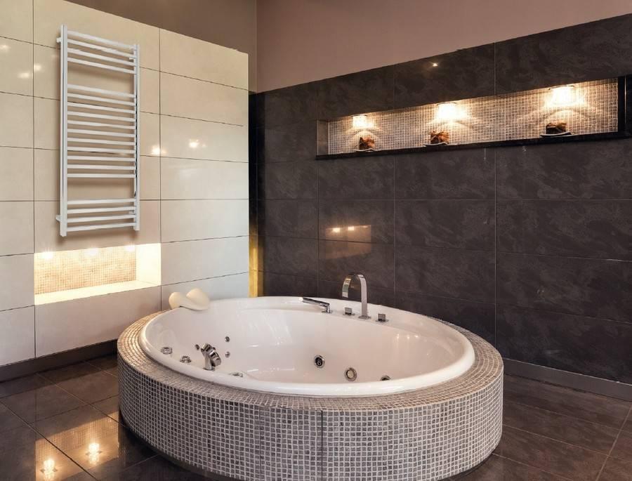 Угловые ванны 65 фото всё о размерах и форме