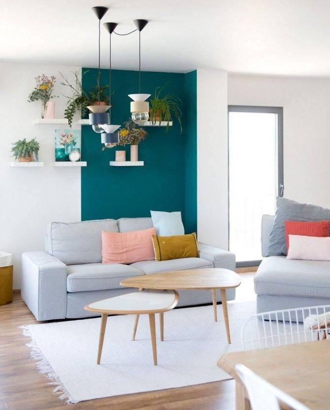 Покраска стен в спальне - удачный выбор цвета (120 фото дизайна)