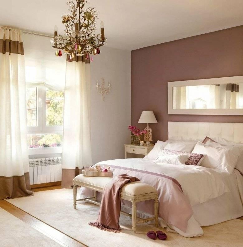 Оригинальное сочетание цветов в интерьере спальни: интересные идеи и рекомендации