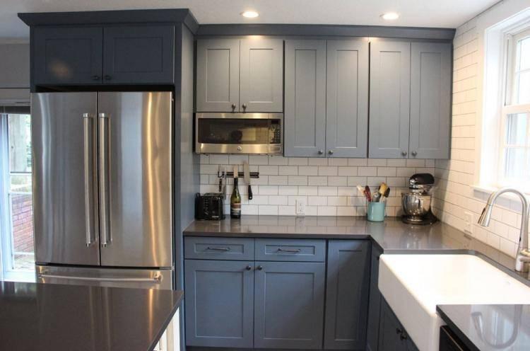Дизайн кухни 6 кв м - секреты и нюансы оформления небольших кухонь (135 фото + видео)