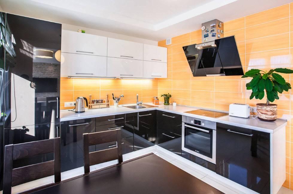 Угловые кухни — 70 фото стильных решений дизайна