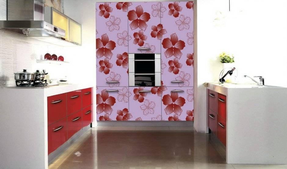 Пластиковые панели для кухни: 100+ фото идей и вариантов отделки