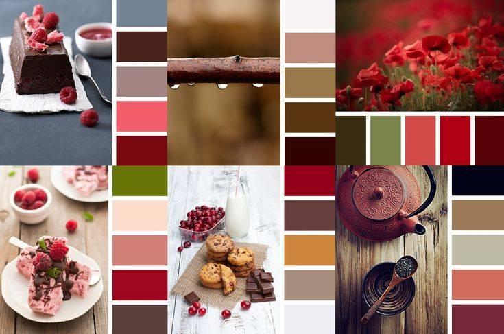Бордовый цвет в интерьере - важные советы для грамотного оформления комнаты