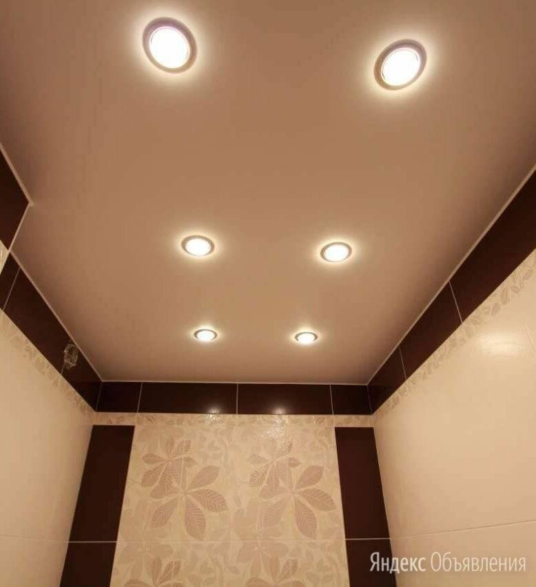 Как правильно выбрать точечные светильники для натяжного потолка?