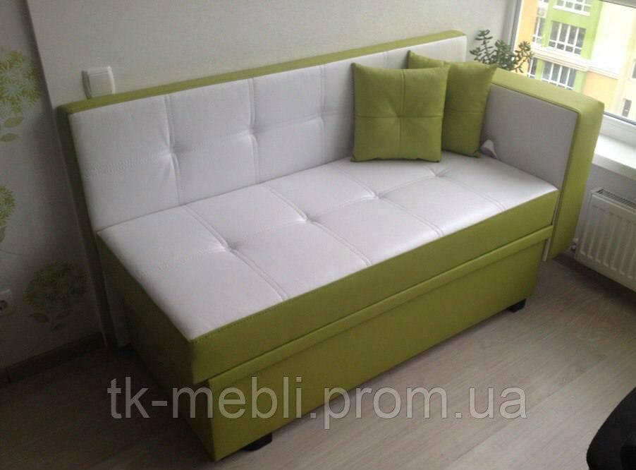 Маленький диван накухню соспальным местом— 57 удачных решений