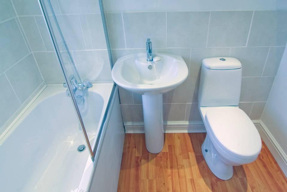Как обустраивается ванная комната в хрущевке: 5 нюансов