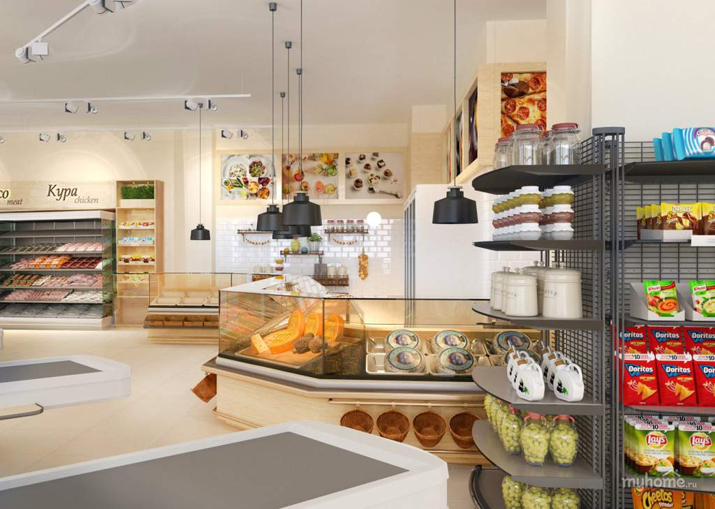Что учитывается при разработке дизайна магазина, тонкости оформления магазина одежды - 12 фото