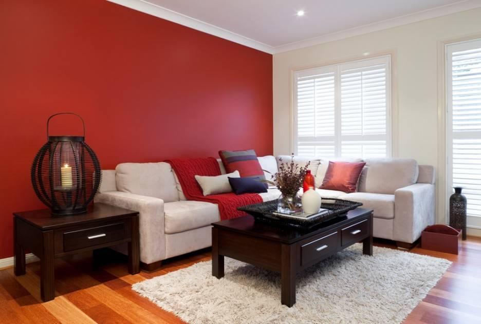 Цвет стен в гостиной (64 фото): каким цветом покрасить стены в зале со светлым полом? современные идеи оформления стен. как выбрать лучший вариант для интерьера?