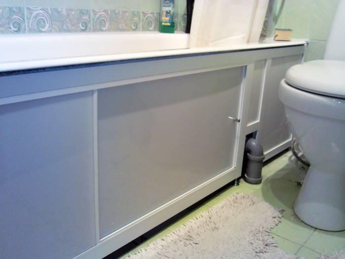 Какие плюсы у раздвижного экрана для ванны? преимущества использования, советы по выбору, процедура установки экрана своими руками
