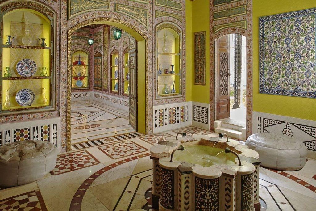 Как подобрать плитку в восточном стиле для ванной комнаты: фото дизайнов