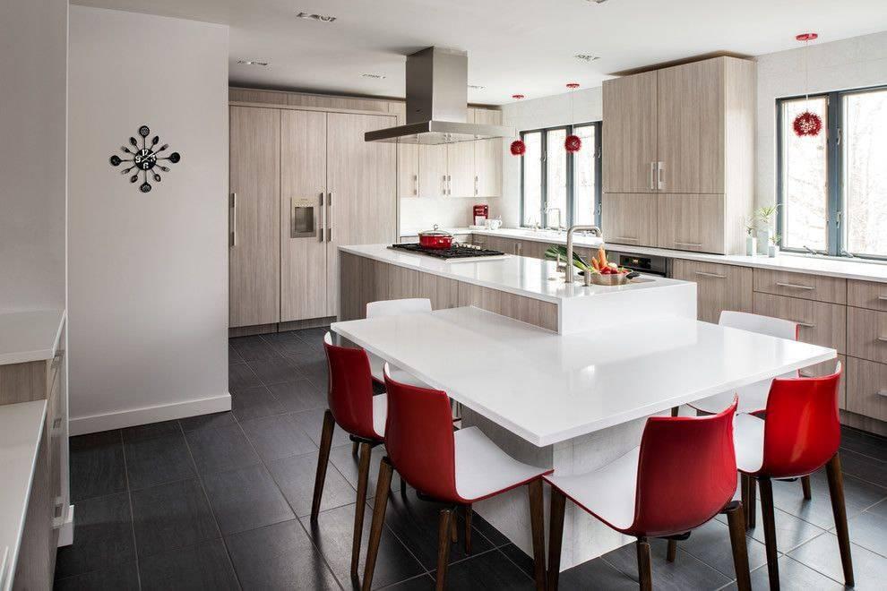 45 идей для современного дизайна кухни