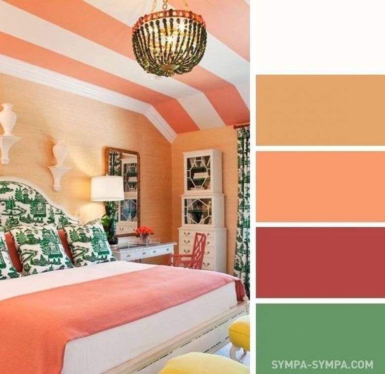 Уроки дизайна: как подобрать сочетание цветов для интерьера