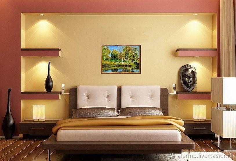 Дизайн спальни в классическом стиле — достоинства и особенности
