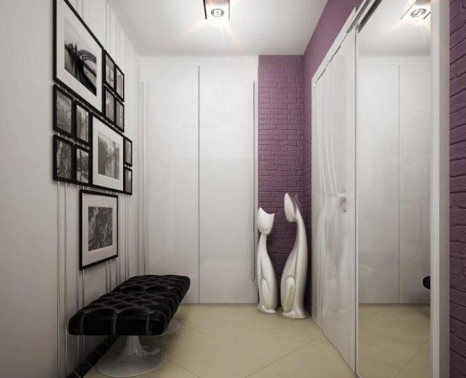 Как оформить коридор в «хрущевке»?