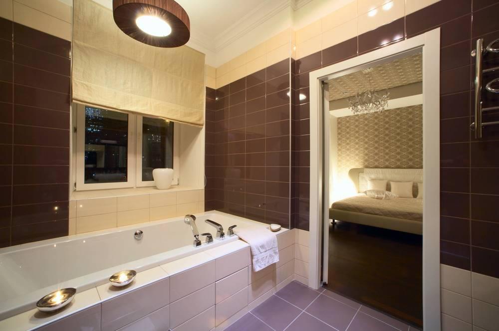 Какой цвет подобрать для ванной комнаты: фото и советы