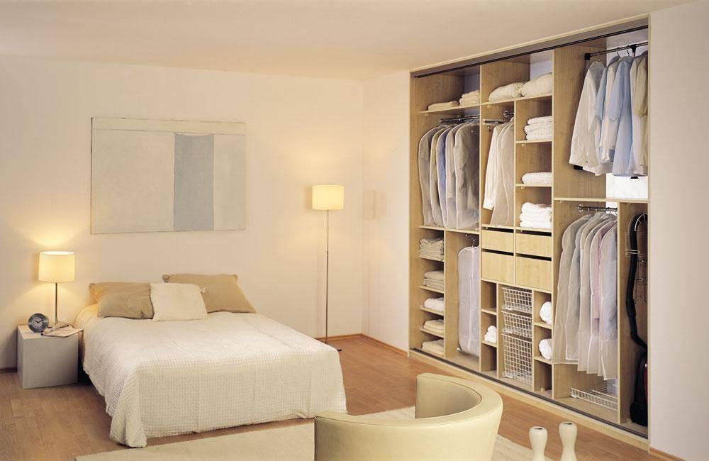 Внутреннее наполнение шкафа-купе в спальне: 51 фото, примеры