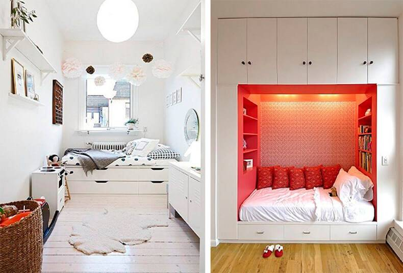 Дизайн маленькой квартиры — идеи интерьера (фото)
