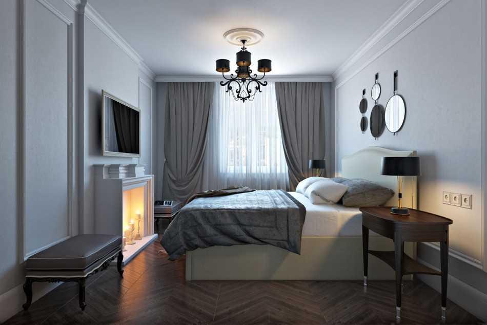Спальня 3 на 3: топ-100 фото лучших новинок дизайна маленькой спальни