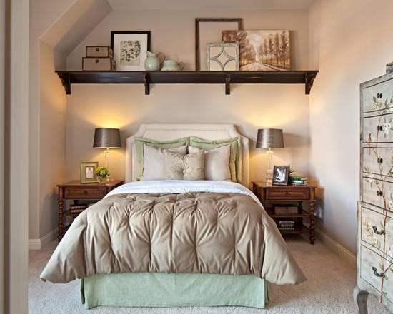Как правильно организовать освещение в спальне?