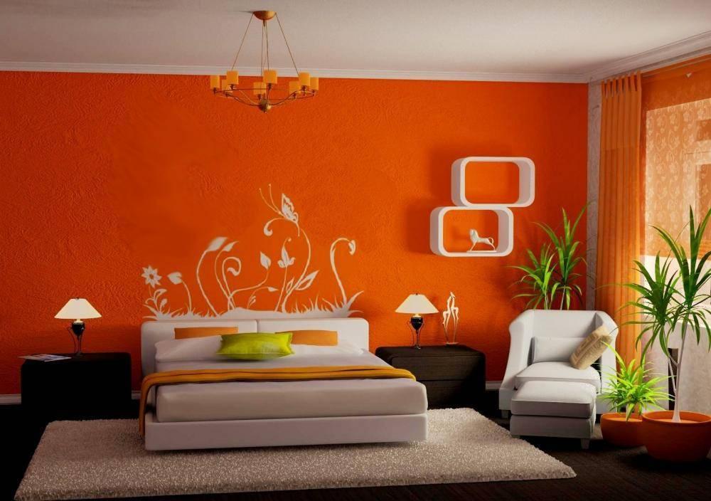 Желтая спальня: реальность или нонсенс? - 100 фото примеров