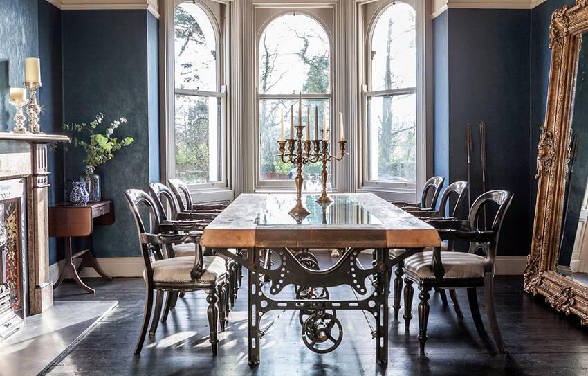 Блеск викторианской англии — стиль стимпанк в интерьере: 80+ избранных идей дизайна и декора - «стили»