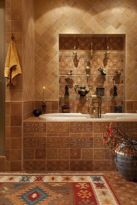 Ванная в арабском стиле: роскошь восточного гарема в вашем доме