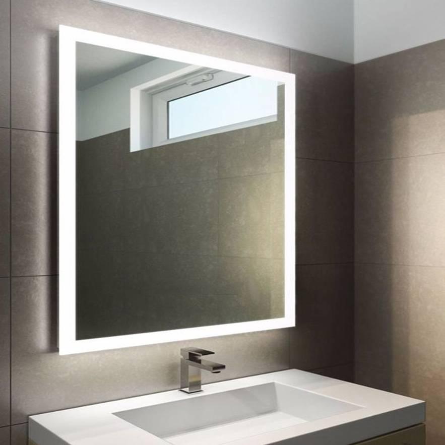 Подсветка для зеркала в ванной – основные требования, особенности