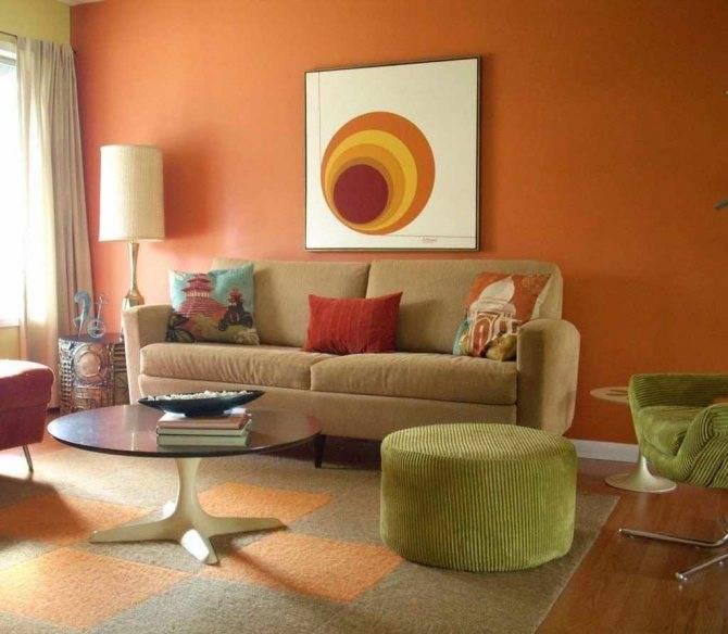 Бежевый цвет в интерьере: 50+ фото, сочетания, идеи