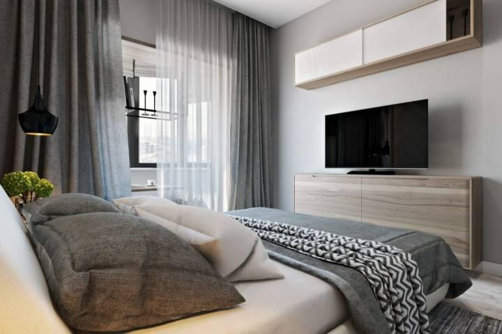 Спальня 18 кв. м. - новинки дизайна 2020 года. варианты планировки и зонирования пространства в спальне