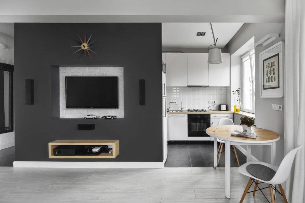 Дизайн 2х комнатной квартиры 44м2 хрущевка без перепланировки фото