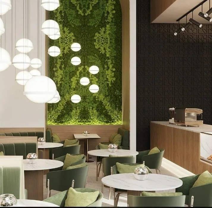 65 идей интерьера кафе - happymodern.ru