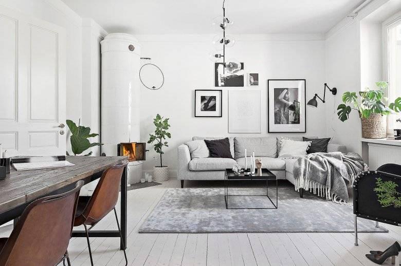 Покраска стен в квартире: дизайн и 60 фото примеров в интерьере