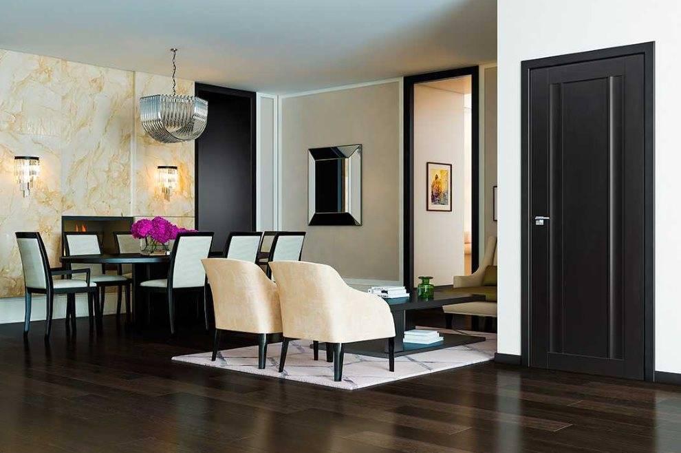 Светлые межкомнатные двери в интерьере квартиры: реальные фото, дизайн помещений с ними