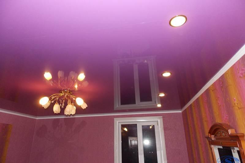 Натяжные потолки для зала (102 фото): виды дизайна потолков с фотопечатью для гостиной в квартире, белые потолки из сатина с рисунком и другие варианты