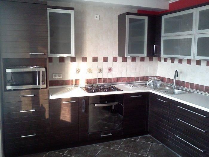 Дизайн кухни в стиле венге, грамотное планирование помещения