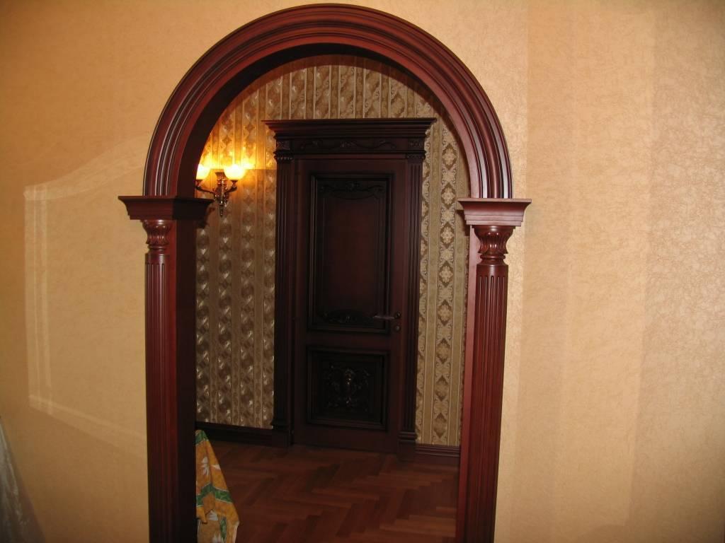Как оформить дверные проемы