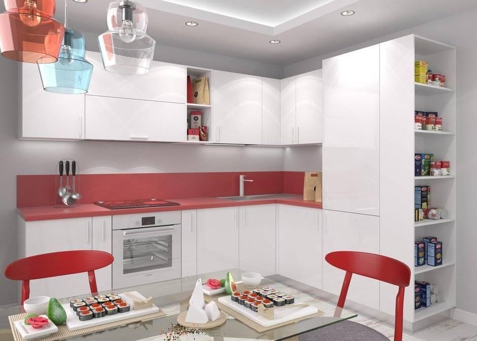 Дизайн-проекты кухни на любой случай