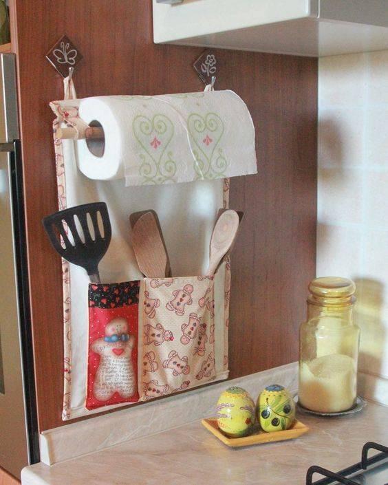 Поделки для дома из кухонных принадлежностей, которые можно сделать самым в выходные  (19 фото)
