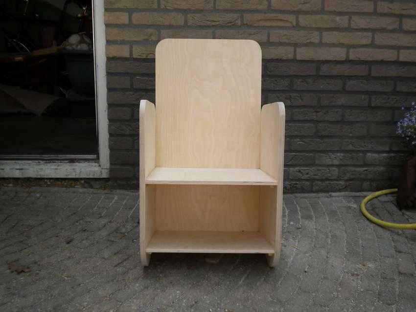 Как сделать кресло своими руками?