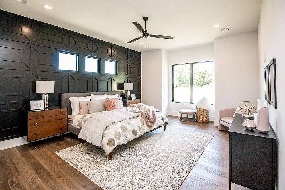 Дизайн потолка в спальне — 150 фото лучших идей и новинок