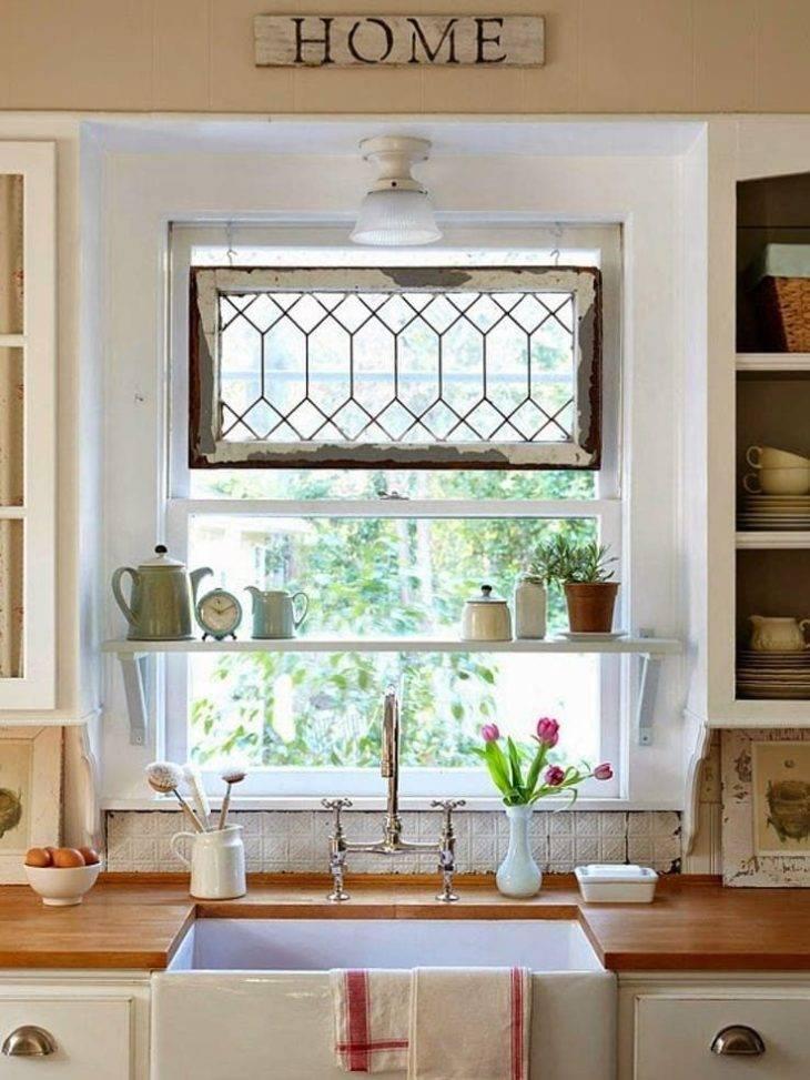 Разнообразие стилей занавесок на кухню для оформления окна