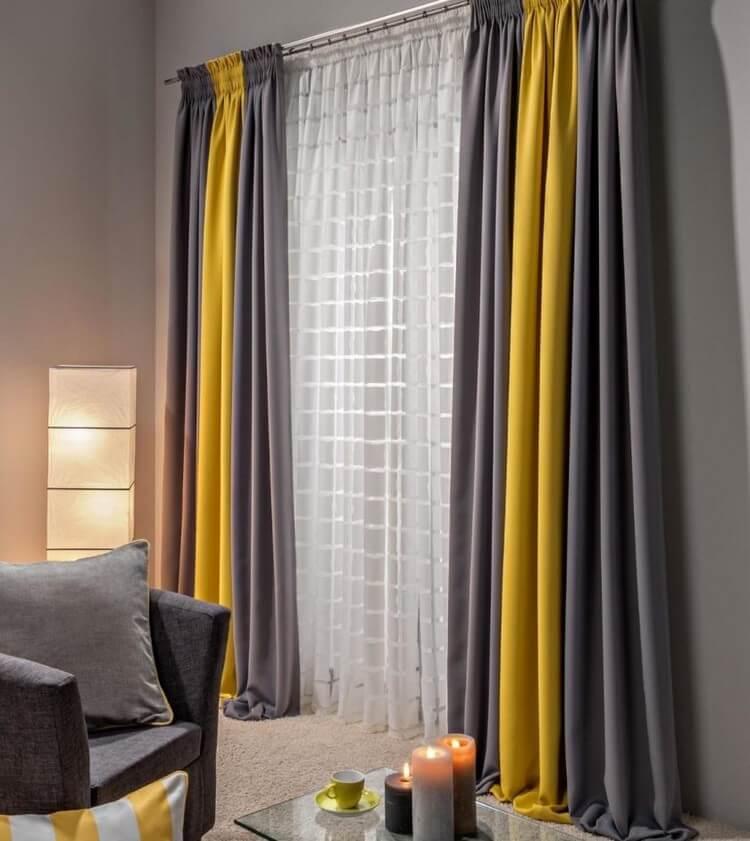 Серая гостиная: множество вариантов стильного дизайна на фото