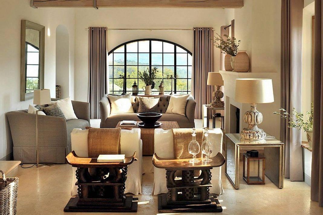 Дом в итальянском стиле: изящные палаццо со стильным интерьером