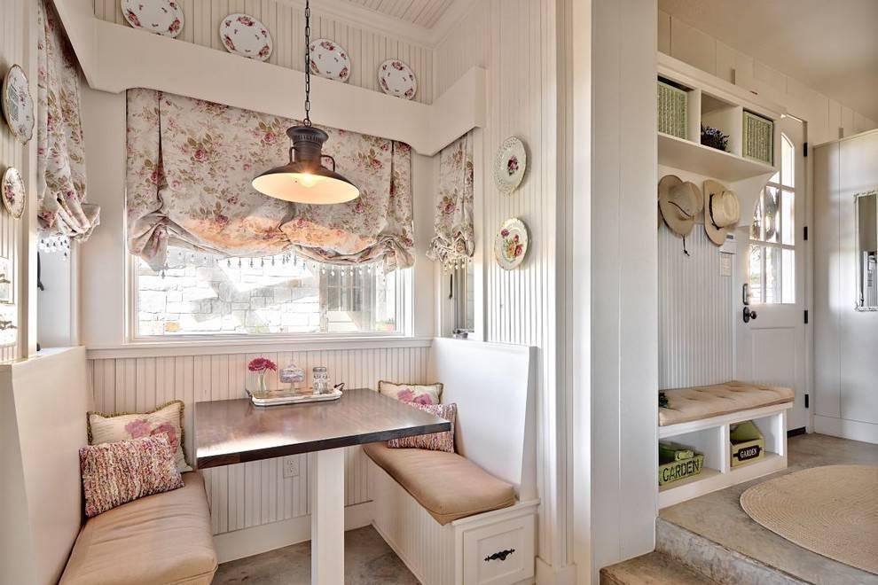 Кухонный уголок: 80 фото компактной мебели для кухонь разных размеров