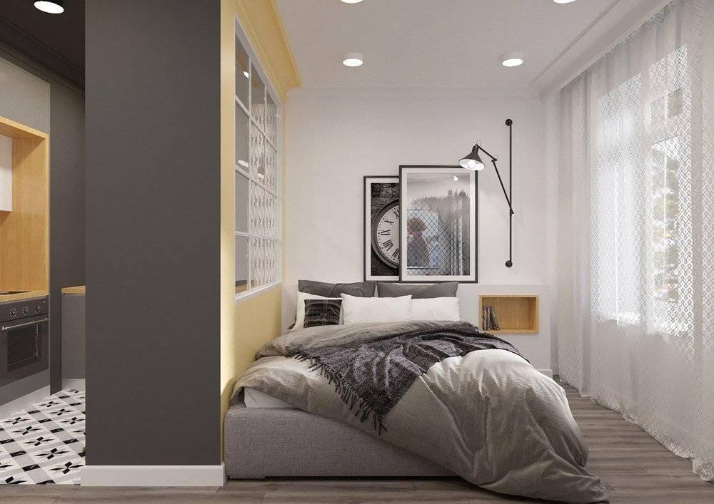 Дизайн однокомнатной квартиры 40 кв. м. с чего начать?