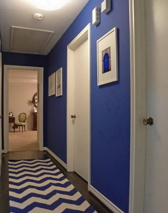 Как выбрать цвет стен в прихожей